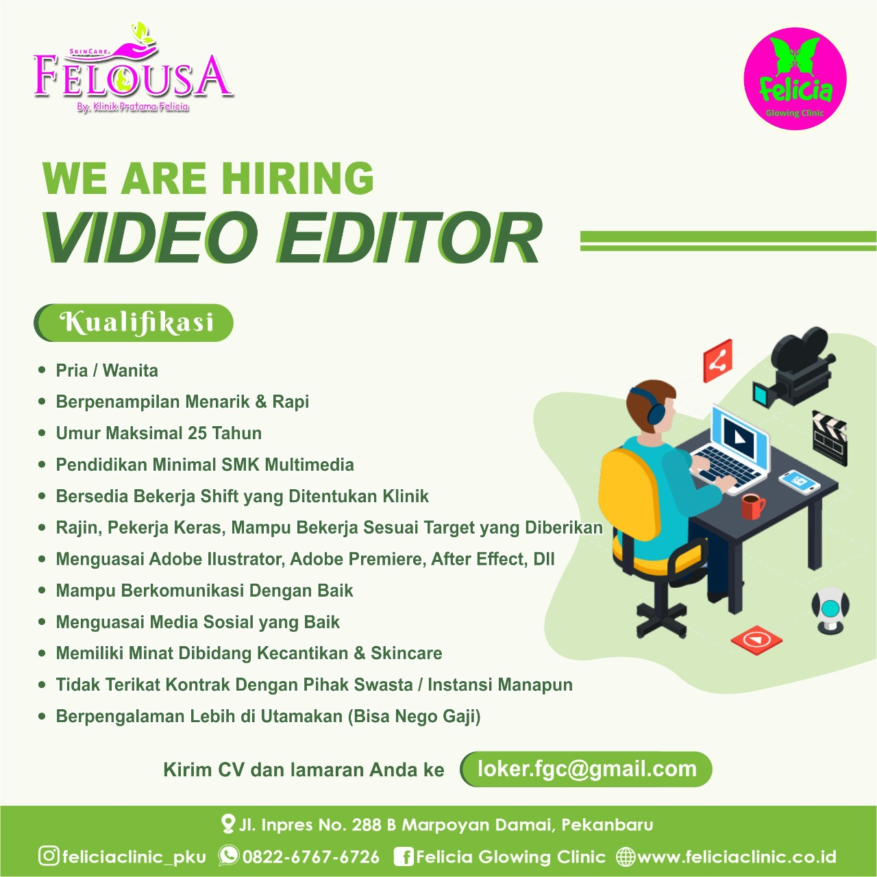 Loker Video Editor